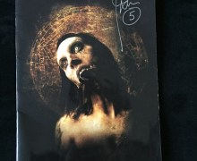 John 5's Official Ebay Store: One Off Zombie Event Shirts, Marilyn Manson Tour Program