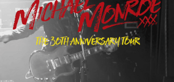 Michael Monroe 2017 Tour UK/Japan, Tickets, Dates