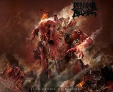"Morbid Angel ""For No Master"" New Song, New Album 'Kingdoms Disdained'"