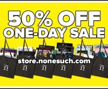 Sale Extended: Nonesuch Records 50% Off Sale – 1-Day Only – Robert Plant, Fleet Foxes, Iron & Wine All Formats: Vinyl, CD, MP3, FLAC & HD