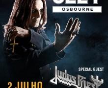 Ozzy Osbourne & Judas Priest in Lisbon, Portugal 2018