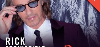 Rick Springfield w/ Oregon Symphony in Portland, Tickets