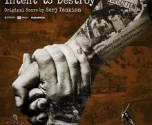 'Intent to Destroy' Soundtrack by Serj Tankian of System of a Down
