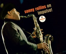 Black Friday: Sonny Rollins On Impulse! Record Store Day 2017