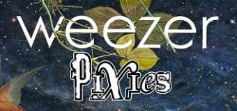 Weezer & Pixies 2018 Tour Announced, Tickets, Dates