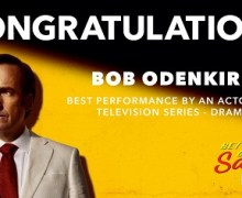 Better Call Saul's Bob Odenkirk Nominated for Golden Globe