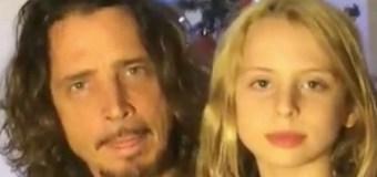 Chris Cornell Christmas Video