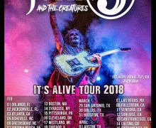 John 5 2018 Tour, Tickets/Dates, Altlanta, NY, Dallas, Austin, L.A., San Diego, Chicago, NJ, TN