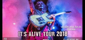 John 5 2018 Tour, Tickets/Dates, Altlanta, NY, Dallas, Austin, L.A., San Diego, Chicago, NJ, TN
