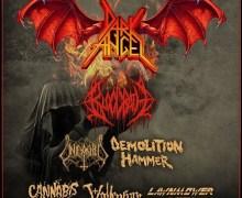 Dark Angel/Bloodbath @ 2018 Lords of the Land @ Barrowland Ballroom, Glasgow, UK