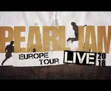 Pearl Jam 2018 European Tour, Tickets, Dates, Concert Schedule, Amsterdam, UK, Milan, Rome, Barcelona