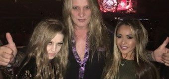 Sebastian Bach Book Signing @ Book Soup in Hollywood, Los Angeles, L.A.