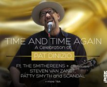 The Smithereens: Stream Pat DiNizio Tribute Concert @ Count Basie Theatre  in Red Bank, NJ