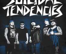 Suicidal Tendencies 2018 Tour Dates/Tickets Australia, New Zealand, Queensland, New South Wales, Melbourne