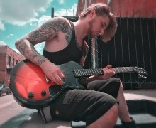 "King's X Guitarist Ty Tabor ""Johnny Guitar"" New Song/Album/Video"