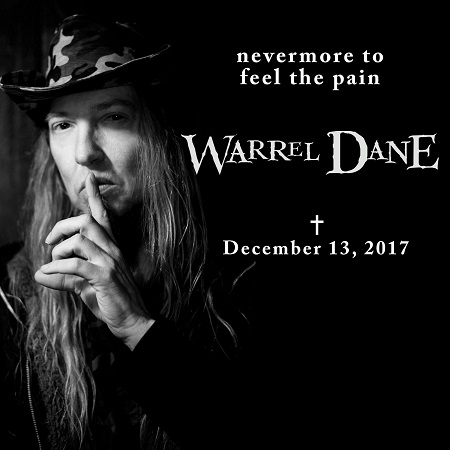Music World Reacts to Death of Warrel Dane - Sanctuary / Nevermore