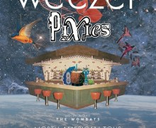 Weezer w/ Pixies 2018 L.A. Show @ The Forum in Inglewood, CA