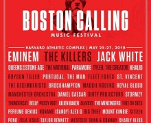 Boston Calling Festival 2018 Lineup/Tickets/Dates w/ Jack White, Queens of the Stone Age, The National, Fleet Foxes