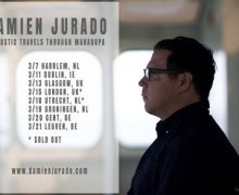 Damien Jurado Tour 2018 Schedule/Tickets/Dates Dublin, Glasgow, London, Utrecht, Groningen and Gent before wrapping up on Leuven