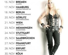 Doro (Pesch) New Album/2018 Tour Announced, Dates