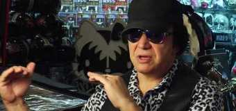 """Gene Simmons, """"My lawyers are frothing at their mouths, and need to be fed!!!"""""""