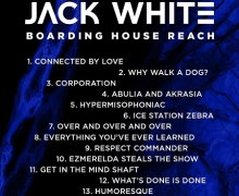 Jack White 'Boarding House Reach' March 23rd – Details, Track Listing, Vinyl, LP
