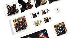 Led Zeppelin 'How The West Was Won' Box Set LP/CD/Digital- Live