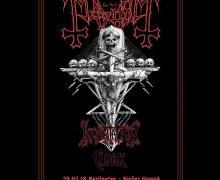 Mayhem Tour 2018 – Philadelphia, Providence, Long Island, Burlington