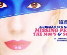 Missing Persons @ The Slidebar – Free Show, Fullerton, CA
