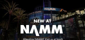 Vintage King NAMM 2018 Booth + Chase Bliss Audio Thermae & Condor Guitar Pedal