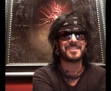 Nikki Sixx Working on Motivational, Business, Strategy Book