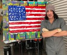 Paul Stanley Art Show @ Wentworth Fort Lauderdale & Boca Raton