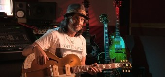 "Phil Campbell, ""I turned up to my (Motörhead) audition with three different types of amphetamine"""