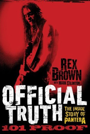 "Pantera: Terry Glaze on Rex Brown Book, ""I just couldn't believe how harsh Rex was on Vinnie (Paul)"""