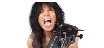 Rudy Sarzo NAMM 2018 Schedule Signings Performing