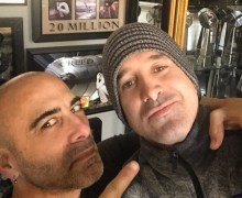 Creed's Scott Stapp Working w/ Ex-Anthrax Guitarist Dan Spitz
