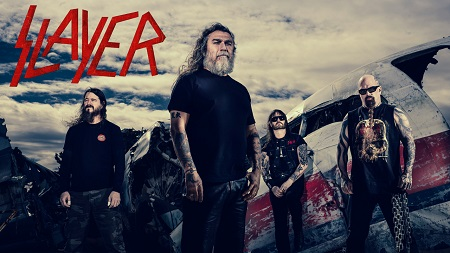 Slayer: Final Tour Announced 2018-2019
