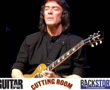 Steve Hackett Interview Live Stream Today – Genesis, GTR, Tour, Live Album, Guitar World, BackStory