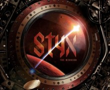 Styx:  Tommy Shaw & Will Evankovich @ CES in Las Vegas