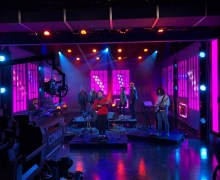 The Tune-Yards on Conan O'Brien