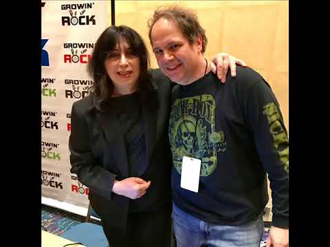 Vinnie Vincent Interview KISS Expo 2018 w/ Eddie Trunk