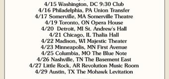 Hurray for the Riff Raff/Waxahatchee Tour 2018 – Tickets/Dates, Brooklyn, Washington, DC, Philadelphia, Toronto, Detroit, Chicago, Austin