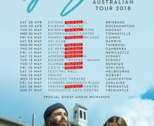 Sydney: Angus & Julia Stone Add 2nd Show @ the Enmore – The Horden is SOLD OUT 2018 Australia Tour
