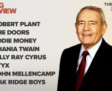 The Big Interview Schedule w/ Dan Rather, 2018 Lineup – Robert Plant, The Doors, Styx, Eddie Money