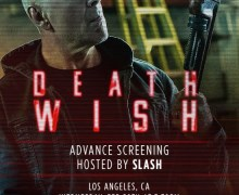 Attend 'Death Wish' Screening w/ Slash in Los Angeles, CA – Opportunity