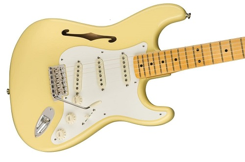 Eric Johnson Fender Thinline Strat Guitar – Signature Model