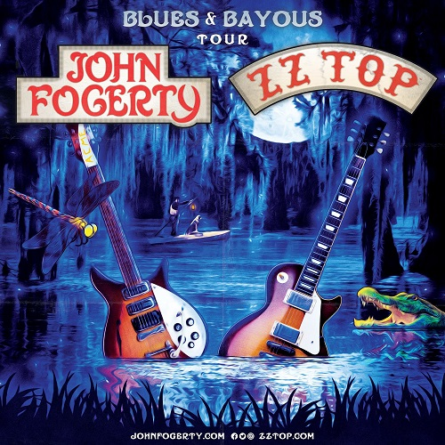 John Fogerty/ZZ Top 2018 Tour Announced