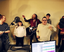 """Ginger Wildheart """"Paying It Forward"""" Video Premiere New Song/Album – 'Ghost In The Tanglewood'"""