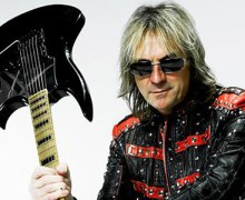 Judas Priest Statement: Glenn Tipton Diagnosed with Parkinson's Disease
