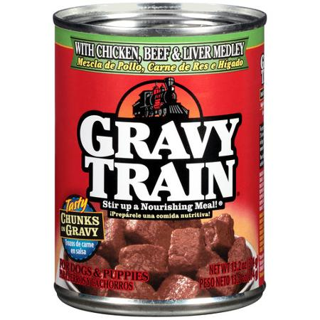 Dog Food Recall 2018 List Gravy Train, Kibbles 'N Bits, Skippy, Ol' Roy